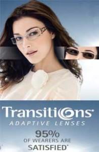 Lenti Transitions - Centro ottico B&F